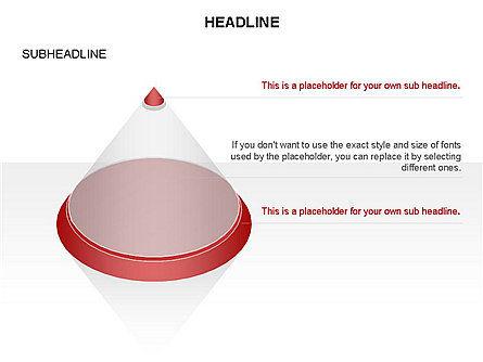Layered Pyramid Toolbox, Slide 31, 03265, Shapes — PoweredTemplate.com