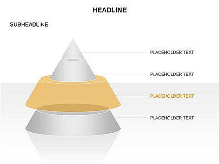Layered Pyramid Toolbox, Slide 39, 03265, Shapes — PoweredTemplate.com