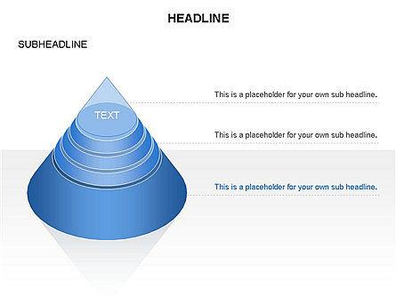 Layered Pyramid Toolbox, Slide 44, 03265, Shapes — PoweredTemplate.com