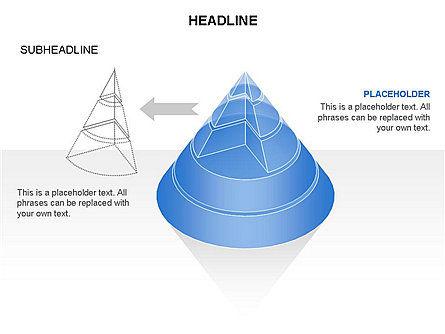 Layered Pyramid Toolbox, Slide 48, 03265, Shapes — PoweredTemplate.com