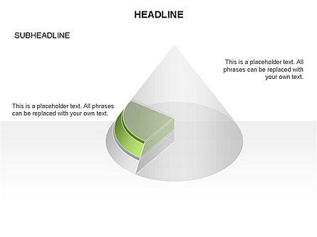 Layered Pyramid Toolbox, Slide 50, 03265, Shapes — PoweredTemplate.com