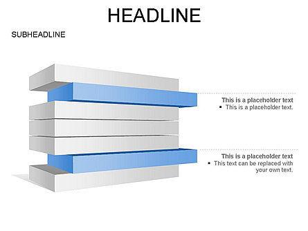 Layered Rectangle Toolbox, Slide 23, 03267, Shapes — PoweredTemplate.com
