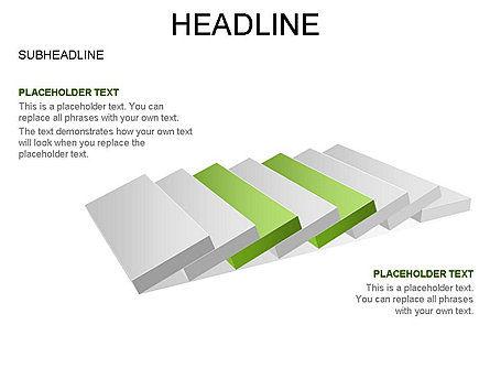 Layered Rectangle Toolbox, Slide 34, 03267, Shapes — PoweredTemplate.com