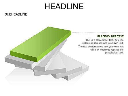 Layered Rectangle Toolbox, Slide 37, 03267, Shapes — PoweredTemplate.com