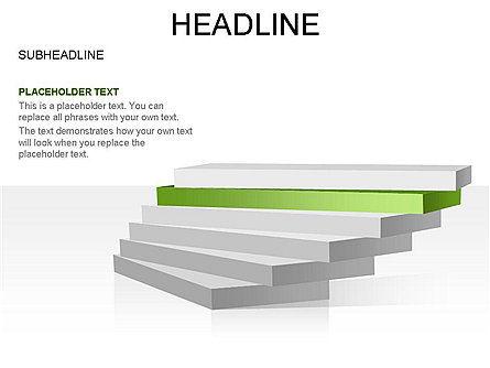 Layered Rectangle Toolbox, Slide 39, 03267, Shapes — PoweredTemplate.com