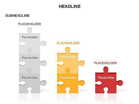 Puzzle Pieces Toolbox, Slide 13, 03268, Puzzle Diagrams — PoweredTemplate.com