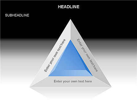 Triangle Toolbox, Slide 12, 03269, Shapes — PoweredTemplate.com