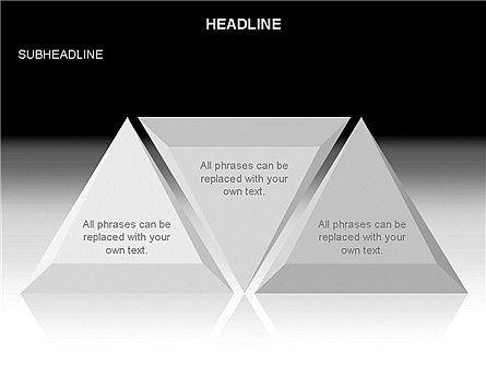 Triangle Toolbox, Slide 14, 03269, Shapes — PoweredTemplate.com