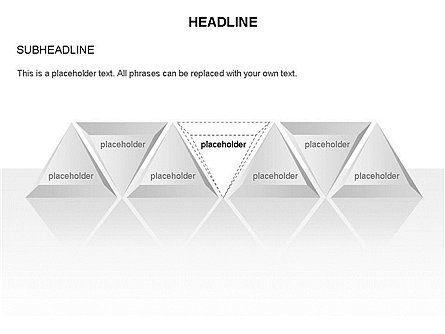 Triangle Toolbox, Slide 20, 03269, Shapes — PoweredTemplate.com