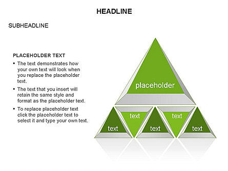 Triangle Toolbox, Slide 21, 03269, Shapes — PoweredTemplate.com