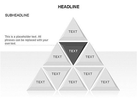 Triangle Toolbox, Slide 22, 03269, Shapes — PoweredTemplate.com