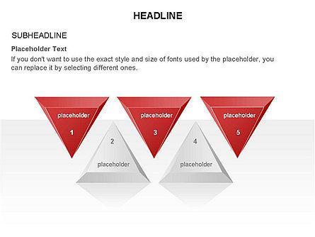 Triangle Toolbox, Slide 30, 03269, Shapes — PoweredTemplate.com