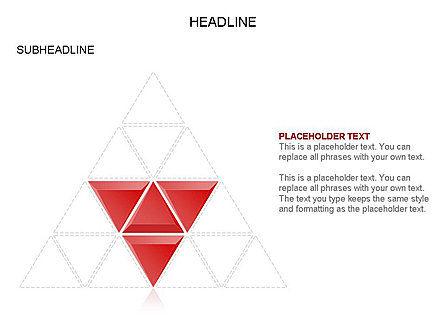 Triangle Toolbox, Slide 35, 03269, Shapes — PoweredTemplate.com