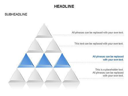 Triangle Toolbox, Slide 36, 03269, Shapes — PoweredTemplate.com