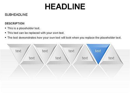 Triangle Toolbox, Slide 8, 03269, Shapes — PoweredTemplate.com