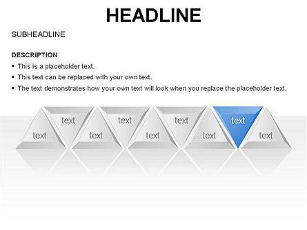 Triangle Toolbox, Slide 9, 03269, Shapes — PoweredTemplate.com