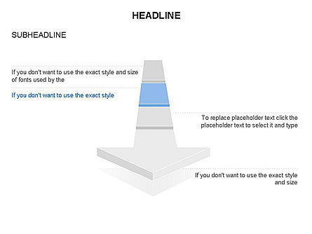 Process Arrow Toolbox, Slide 10, 03270, Process Diagrams — PoweredTemplate.com
