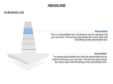 Process Arrow Toolbox, Slide 12, 03270, Process Diagrams — PoweredTemplate.com