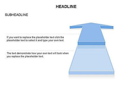 Process Arrow Toolbox, Slide 22, 03270, Process Diagrams — PoweredTemplate.com