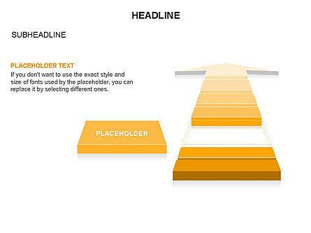 Process Arrow Toolbox, Slide 30, 03270, Process Diagrams — PoweredTemplate.com