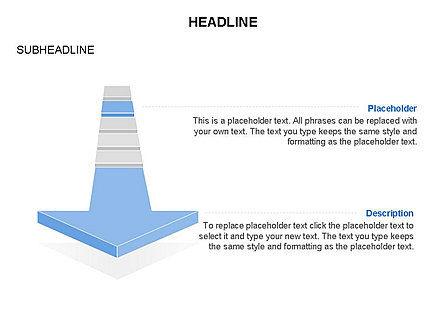 Process Arrow Toolbox, Slide 42, 03270, Process Diagrams — PoweredTemplate.com