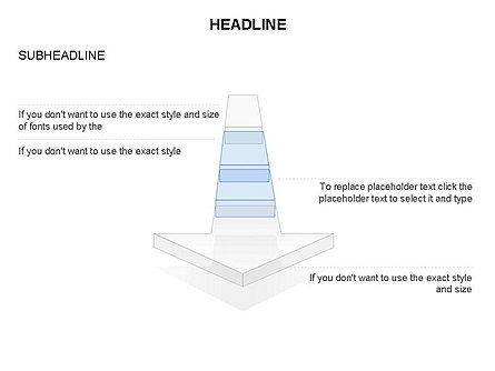 Process Arrow Toolbox, Slide 49, 03270, Process Diagrams — PoweredTemplate.com