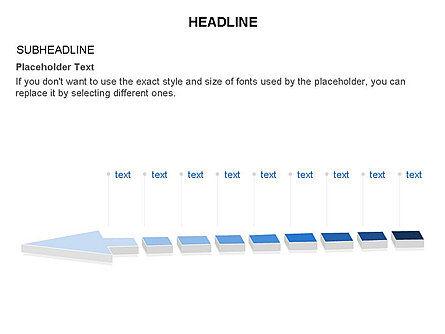 Process Arrow Toolbox, Slide 57, 03270, Process Diagrams — PoweredTemplate.com