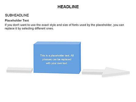 Process Arrow Toolbox, Slide 60, 03270, Process Diagrams — PoweredTemplate.com