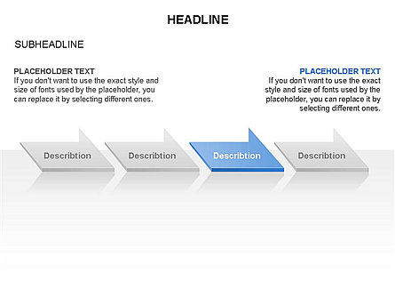 Timeline Arrow Toolbox Slide 2