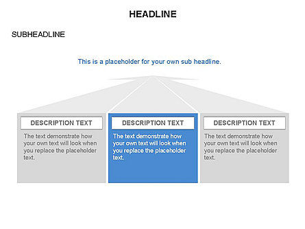 Text Boxes and Perspective Toolbox, Slide 12, 03275, Text Boxes — PoweredTemplate.com