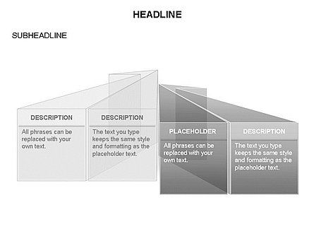 Text Boxes and Perspective Toolbox, Slide 23, 03275, Text Boxes — PoweredTemplate.com