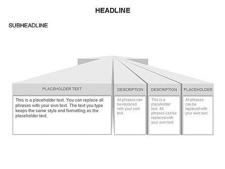 Text Boxes and Perspective Toolbox, Slide 7, 03275, Text Boxes — PoweredTemplate.com