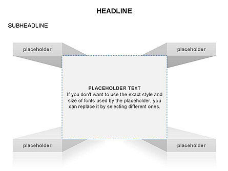 Text Boxes Platforms and Perspective Toolbox, Slide 39, 03276, Text Boxes — PoweredTemplate.com