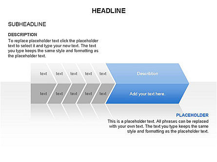 Value Chain Toolbox, Slide 26, 03279, Process Diagrams — PoweredTemplate.com