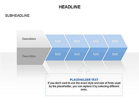 Value Chain Toolbox, Slide 30, 03279, Process Diagrams — PoweredTemplate.com
