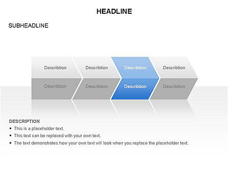 Value Chain Toolbox, Slide 4, 03279, Process Diagrams — PoweredTemplate.com