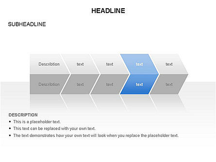 Value Chain Toolbox, Slide 5, 03279, Process Diagrams — PoweredTemplate.com