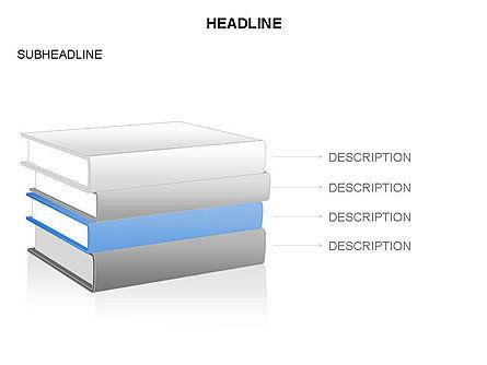 Books Toolbox, Slide 13, 03283, Shapes — PoweredTemplate.com