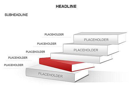 Books Toolbox, Slide 26, 03283, Shapes — PoweredTemplate.com