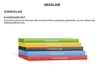 Stair Toolbox, Slide 15, 03284, Stage Diagrams — PoweredTemplate.com