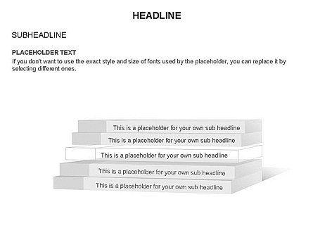 Stair Toolbox, Slide 17, 03284, Stage Diagrams — PoweredTemplate.com