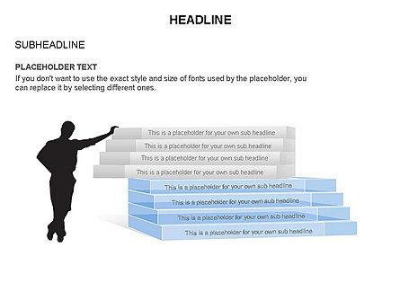 Stair Toolbox, Slide 20, 03284, Stage Diagrams — PoweredTemplate.com