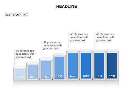 Graph Chart Toolbox, Slide 18, 03285, Graph Charts — PoweredTemplate.com