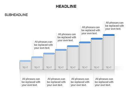 Graph Chart Toolbox, Slide 21, 03285, Graph Charts — PoweredTemplate.com