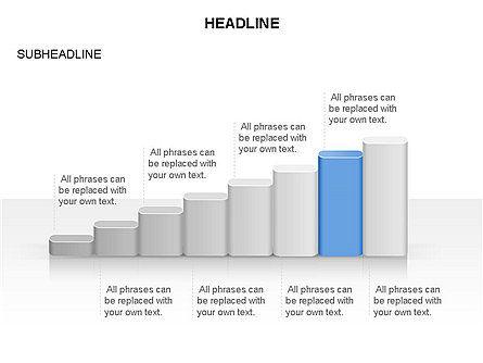 Graph Chart Toolbox, Slide 5, 03285, Graph Charts — PoweredTemplate.com