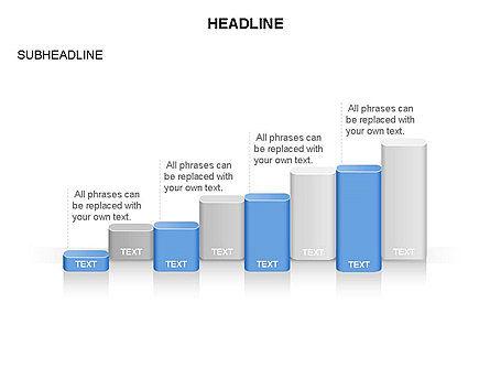 Graph Chart Toolbox, Slide 9, 03285, Graph Charts — PoweredTemplate.com