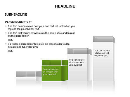 Step by Step Toolbox, Slide 39, 03286, Stage Diagrams — PoweredTemplate.com