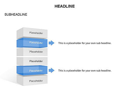 Platforms Layers and Rectangular Parallelepipeds, Slide 11, 03291, Stage Diagrams — PoweredTemplate.com