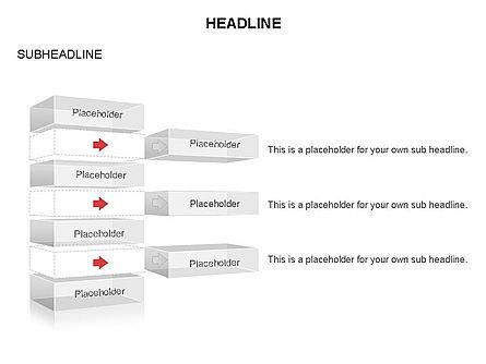 Platforms Layers and Rectangular Parallelepipeds, Slide 26, 03291, Stage Diagrams — PoweredTemplate.com