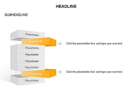 Platforms Layers and Rectangular Parallelepipeds, Slide 30, 03291, Stage Diagrams — PoweredTemplate.com